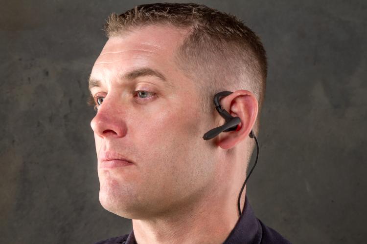 Mini-Boom Headset