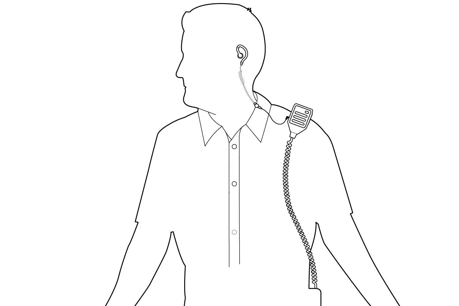 Wearing With RSM Diagram