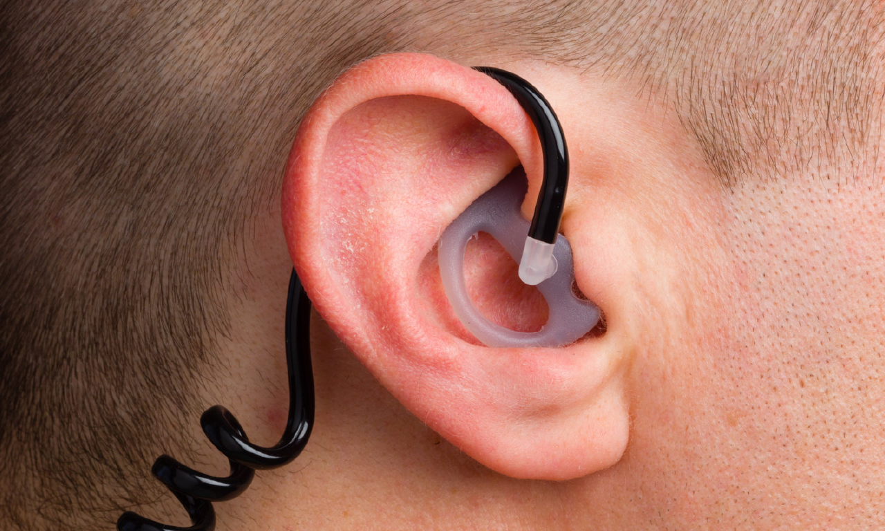 Open Ear Insert